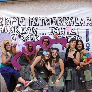 Laudioko Jaiak 2013: Txupinazoa: jendea (I)