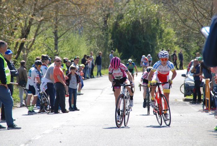 Ivan Romeok eta Olatz Caminok irabazi dute Aiara Birako aurtengo edizioa - 89
