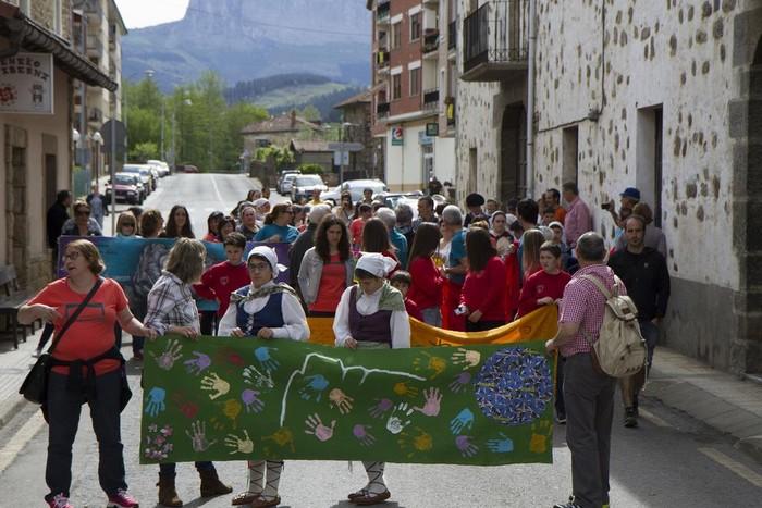 Eskualdeko 2500 pertsona baino gehiagok parte hartuko dute Gure Esku Dago plataformaren ekitaldietan