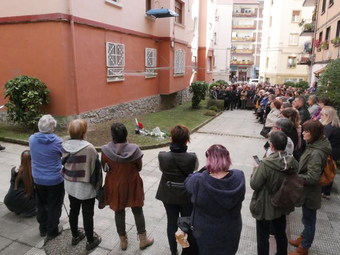 Indarkeria matxistaren aurka mobilizatu dira eskualde osoan - 87