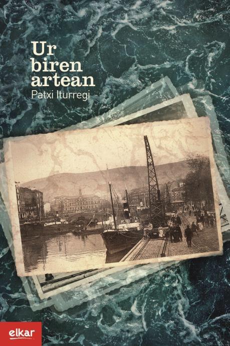 Ipuin-liburu berria plazaratu du Patxi Iturregik