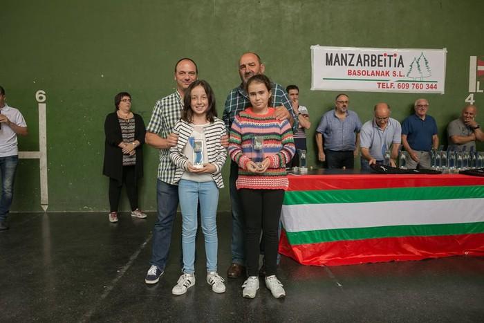 Herriko pilota txapelketa jokatu zuten asteburuan - 55