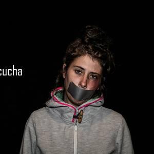 Indarkeria matxistaren aurkako argazki erakusketa osatu du Otsati elkarteak