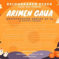 Arimen Gaua: Beldurraren etxea