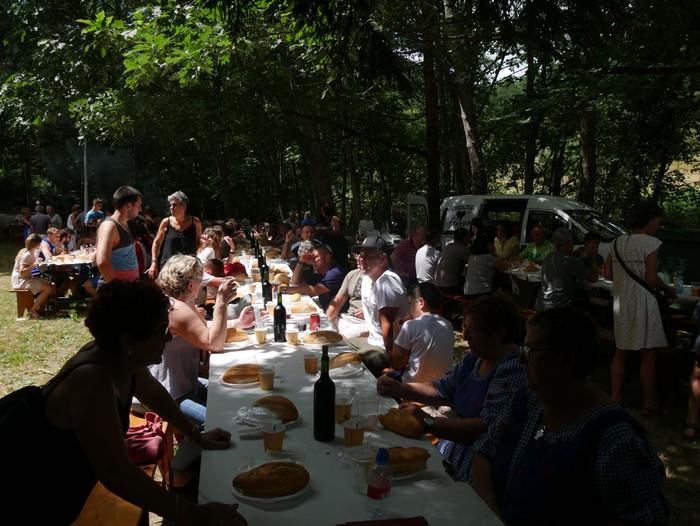 Eguzkipean ospatu dute Santo Domingo eguna - 28