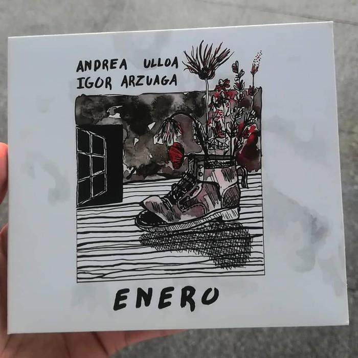 Enero izeneko diskoa kaleratu dute Andrea Ulloak eta Igor Arzuagak elkarlanean