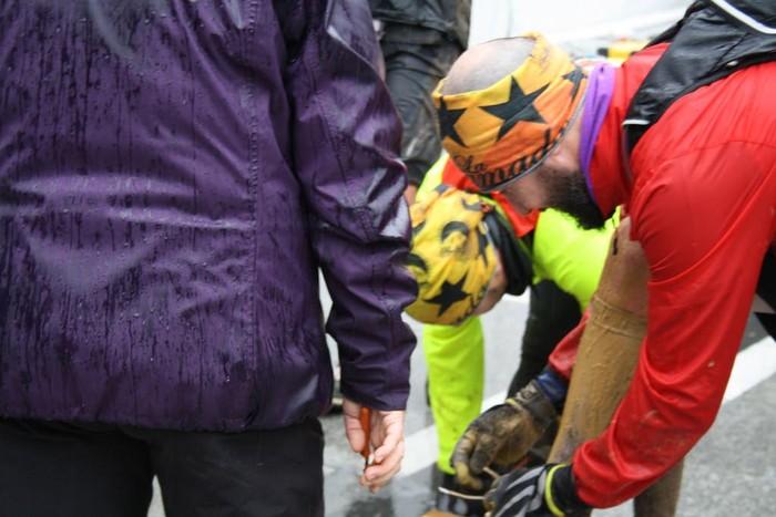 245 parte-hartzailek eguraldi gogorrari aurre egin zioten Mugagabe Trail lasterketaren bigarren edizioan - 3