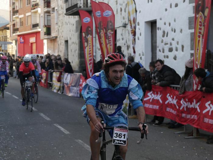 Ander Ganzabalek irabazi du San Silbestre lasterketa jendetsua - 113