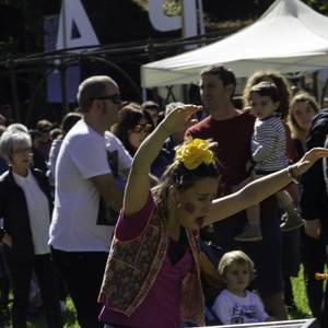 Kulturaz eta jendez bete da Parke Egunaren hirugarren edizioa
