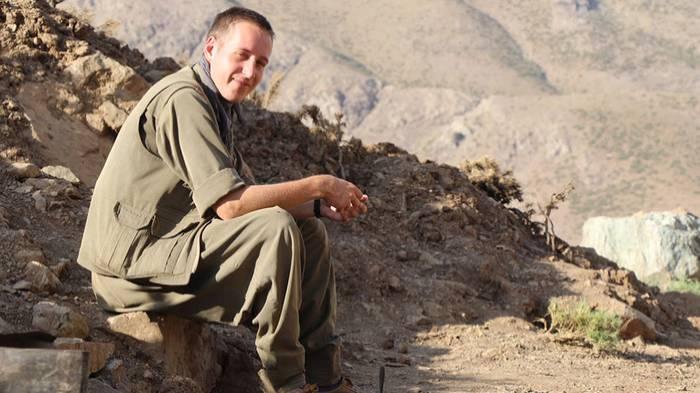 Urduñatik igaro zen PKK-ko gerrillari alemaniarra