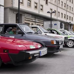 Kotxe klasikoen rallya