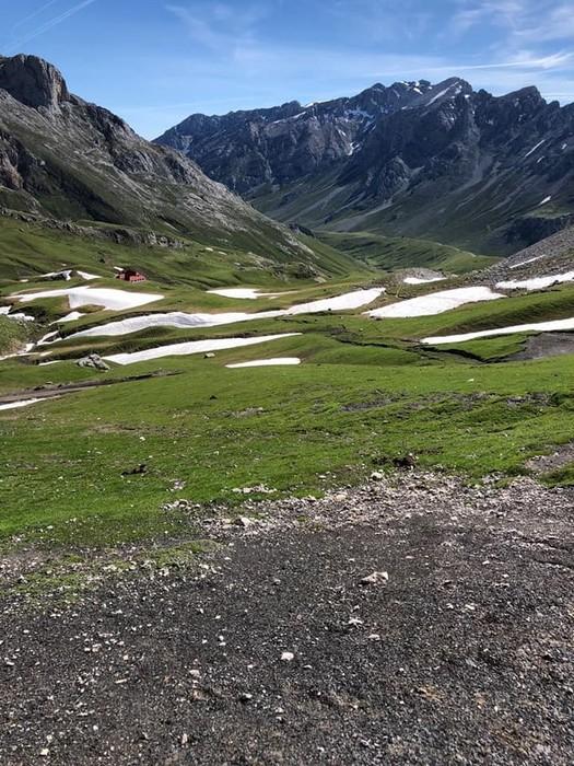 Picos de Europa bisitatu dute Matxinkortako kideek - 2