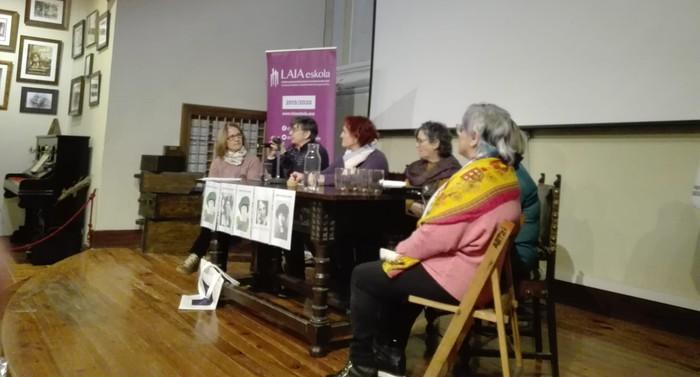 Eskualdeko talde eta elkarte feministei aitortza egin zieten Berdintasun topaketan - 16