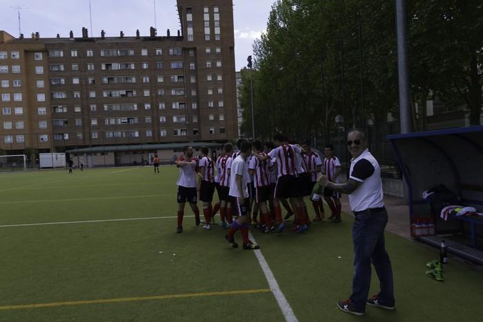 CD Laudioko gazteek lortu dute sailkapena Euskal Ligako play-offak jokatzeko - 70