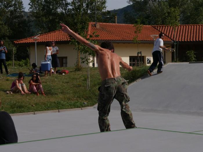 Skatearen Euskal Herriko hiriburua bilakatu da Urduña arratsalde batez - 6