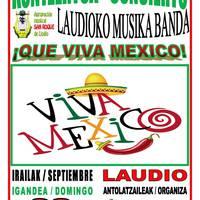 """""""¡Que viva Mexico!"""""""
