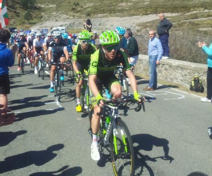 Garrastatxun bukatuko da Euskal Herriko Itzuliaren etapa bat