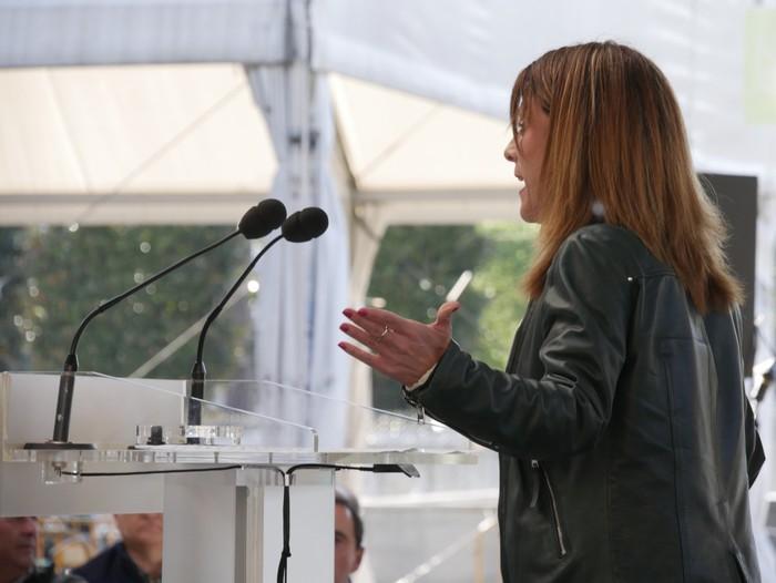 """Senatuan """"Araba eta Euskadiren interesak"""" defendatzeko prest azaldu da Almudena Otaola - 5"""
