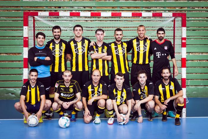 Mailaz igota Euskal Ligan lehiatuko da hurrengo denboraldian Uxoa areto taldea