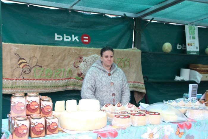 V. Azoka agroekologikoa ospatu dute Urduñan, tokiko ekoizleekin - 29