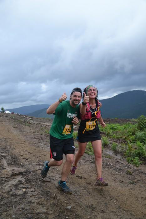 Iñaki Isasi eta Maider Urtaran izan ziren irabazleak Areta Trail probaren III. edizioan - 27