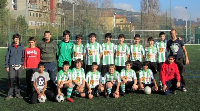 Futbol 7 Indarra Txapelketa jokatuko da asteburuan