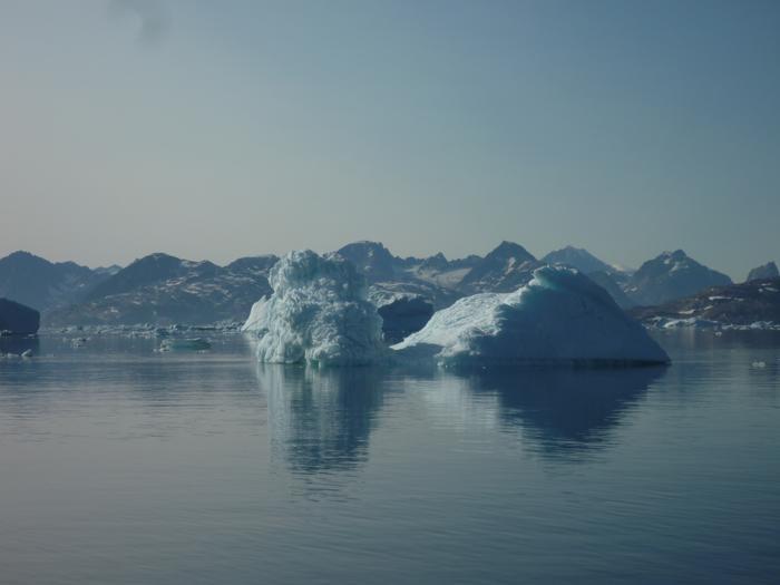[UDARIKLIK] Groenlandian eskalatzeko icebergak ekidin behar izan ditu Zigor Egiak - 27