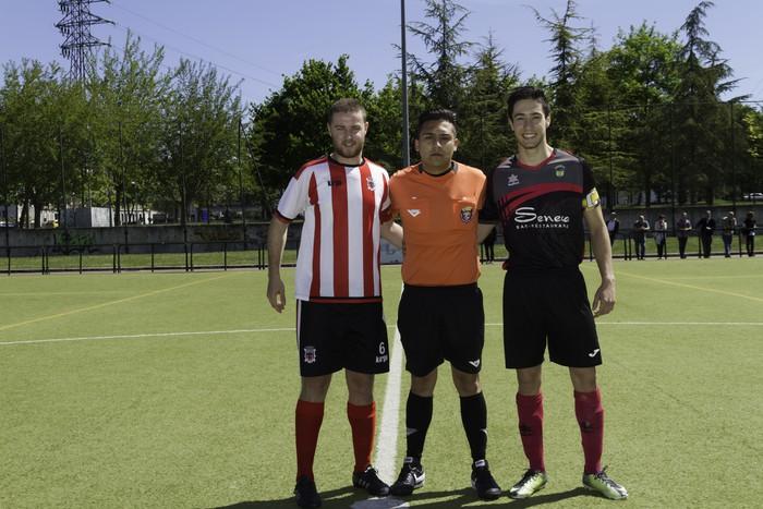 CD Laudioko gazteek lortu dute sailkapena Euskal Ligako play-offak jokatzeko - 12