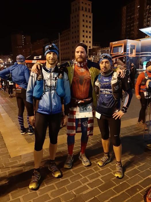 Eskualdeko 5 lasterkarik parte hartu zuten Bilbo eta Gasteiz lotu zuen 108 kilometroko lasterketan - 4