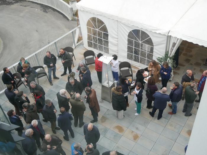 Gaur inauguratu dute Aiarako nagusien egoitza berria - 21