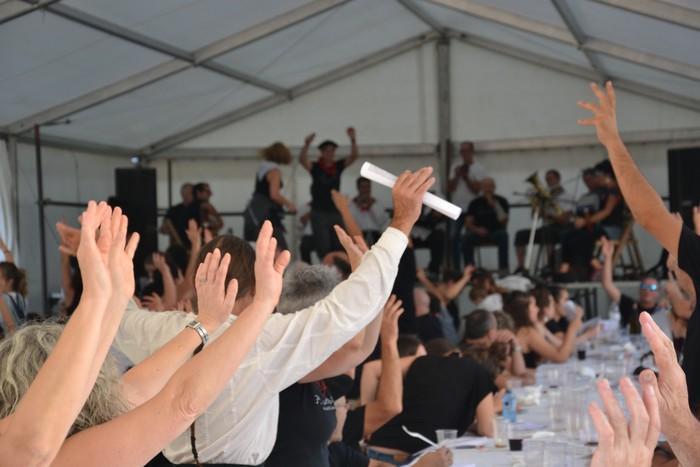 Untzueta dantza taldeak 35. urteurrena ospatu zuen atzo - 119