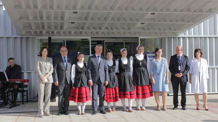 Iñigo Urkullu Lehendakariak inauguratu du anbulatorio berria - 14