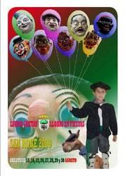 Aurtengo San Roke Jaietako Kartel Lehiaketa zabalik da, maiatzaren 21era arte