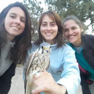 [UDARIKLIK] Haizea Otaola, Argentinako hegaztiak ikertzeko bidaiari