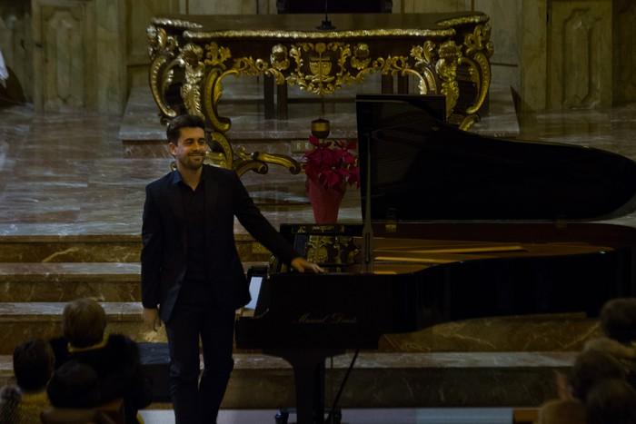 Antonio Oyarzabalek piano kontzertu jendetsua eskaini zuen atzo - 5