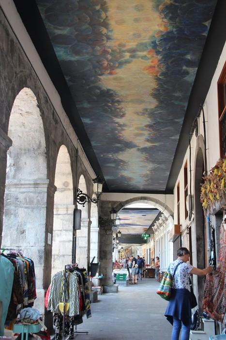 Antzinako gauzen azoka antolatu zuten atzo Urduñako Foru plazan  - 29