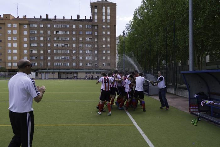 CD Laudioko gazteek lortu dute sailkapena Euskal Ligako play-offak jokatzeko - 65
