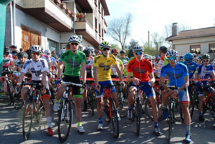 Ivan Romeok eta Olatz Caminok irabazi dute Aiara Birako aurtengo edizioa - 50