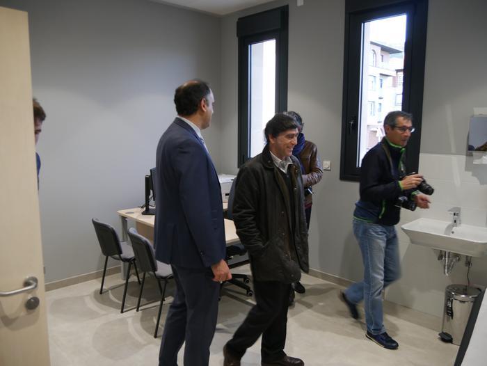 Gaur inauguratu dute Orozkoko anbulatorio berria - 23