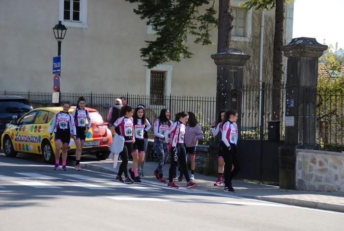 Ivan Romeok eta Olatz Caminok irabazi dute Aiara Birako aurtengo edizioa - 150