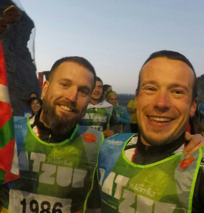Josu Ganzabalek eta Uxue Tomek irabazi dute Korrikako Selfie eta Boomerang Txapelketaren zozketa