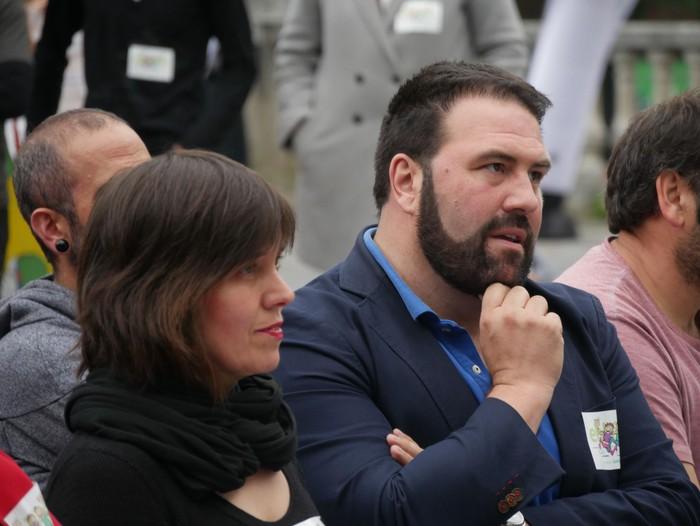 """EH Bildu: """"Udala kudeatzen onenak izan garela demostratu dugu"""" - 9"""