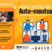 Euskara praktikatzeko autu-mautuak: Imanol Garaizabal