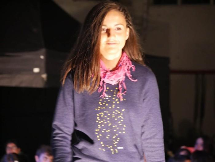 Ikasbidaia antolatzeko moda desfilea egin zuten ikastolan - 46
