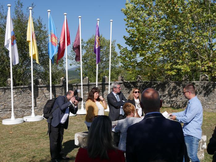 Encina Castresana hautatu dute Aiarako Kuadrillako presidente - 18