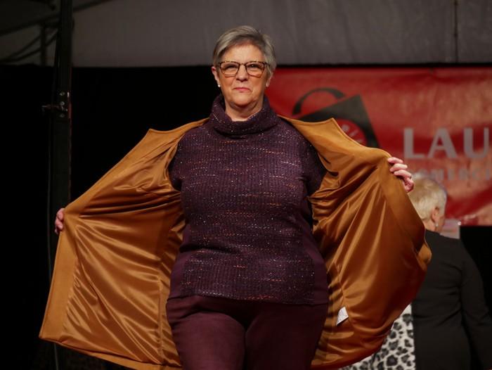 """Herritarrak """"modelo afizionatu"""", Laudio moda desfilean - 85"""