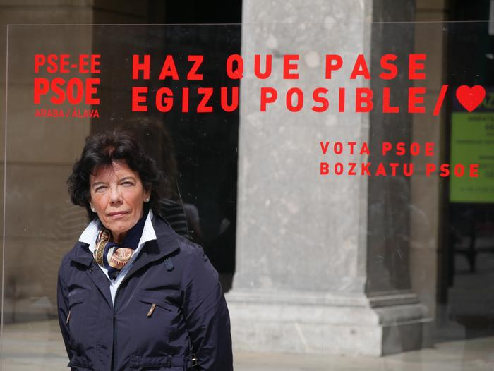 Isabel Celaák ziurtatu du egun gutxi barru konponduko dutela behin betiko Nerbioiko saneamenduaren arazoa - 4