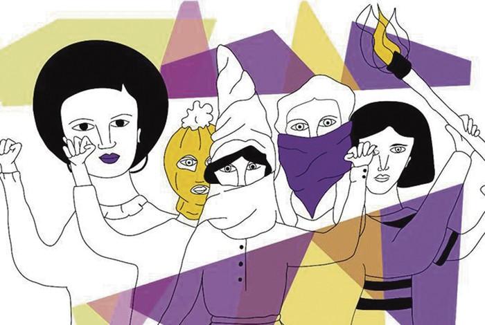 Aiaraldeko mugimendu feminista: isilpean gordetako historia