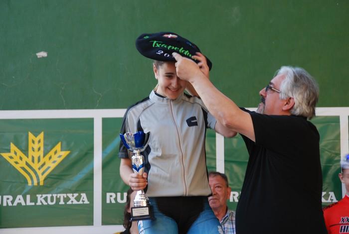 Ivan Romeok eta Olatz Caminok irabazi dute Aiara Birako aurtengo edizioa - 145