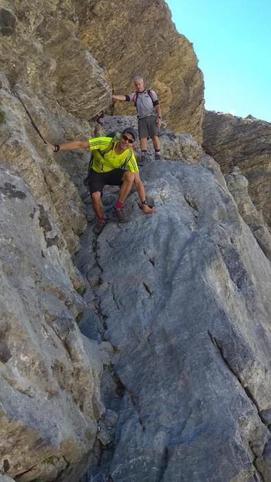 Monte Perdidon aritu dira Matxinkorta mendi taldeko kideak - 18